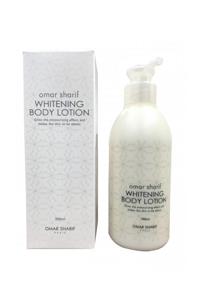 Omar Sharif Body lotion